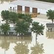 Severe Floods, Fire Wrecks Indiana Homes