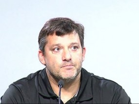 Tony Stewart: 'This Will Affect My Life Forever'