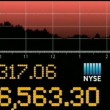 U.S. Stocks Plunge, Wiping Out July's Gains