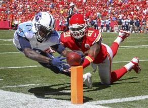 Kendall Wright, Sean Smith