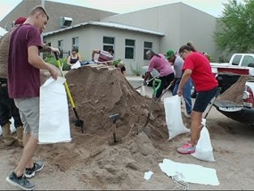 Ariz. Residents Prep for Another Round of Storms