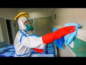 CDC Confirms First Ebola Case Diagnosed in U.S.