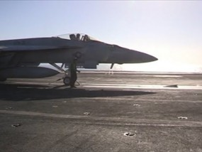 Navy Jets Prepare for Iraq Missions