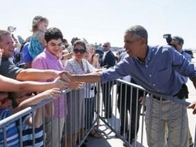 Obama Calls for Minimum Wage Hike