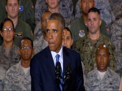 Obama: Militants 'Not America's Fight Alone'