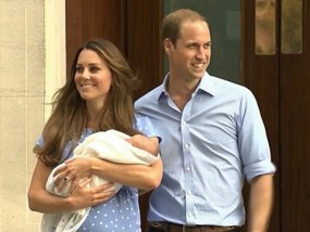Prince William, Kate Expecting Second Child
