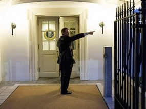Security Breach: Intruder Gets Into White House