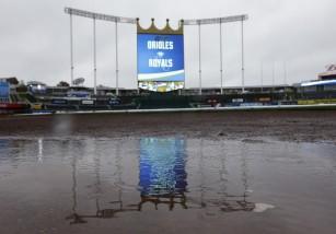 ALCS Orioles Royals Baseball