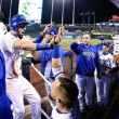 Royals Win Game 2 of WS