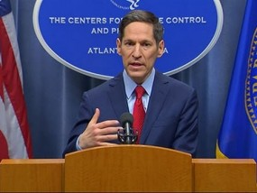 CDC Director Urges Hospitals to 'Think Ebola'