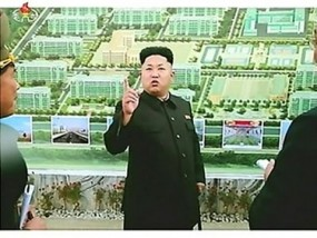 North Korea's State Media Shows Photos of Kim