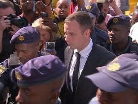Oscar Pistorius Sentencing Trial Begins