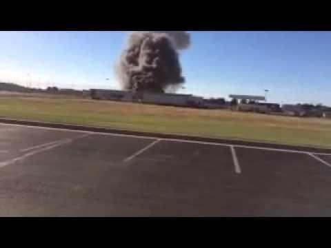 Four confirmed dead in Wichita plane crash