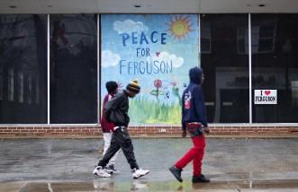 APTOPIX Ferguson