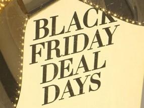 Black Friday? Holiday Shopping Already Here