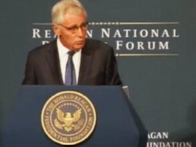 Hagel: US Needs Game-changing Military Reform