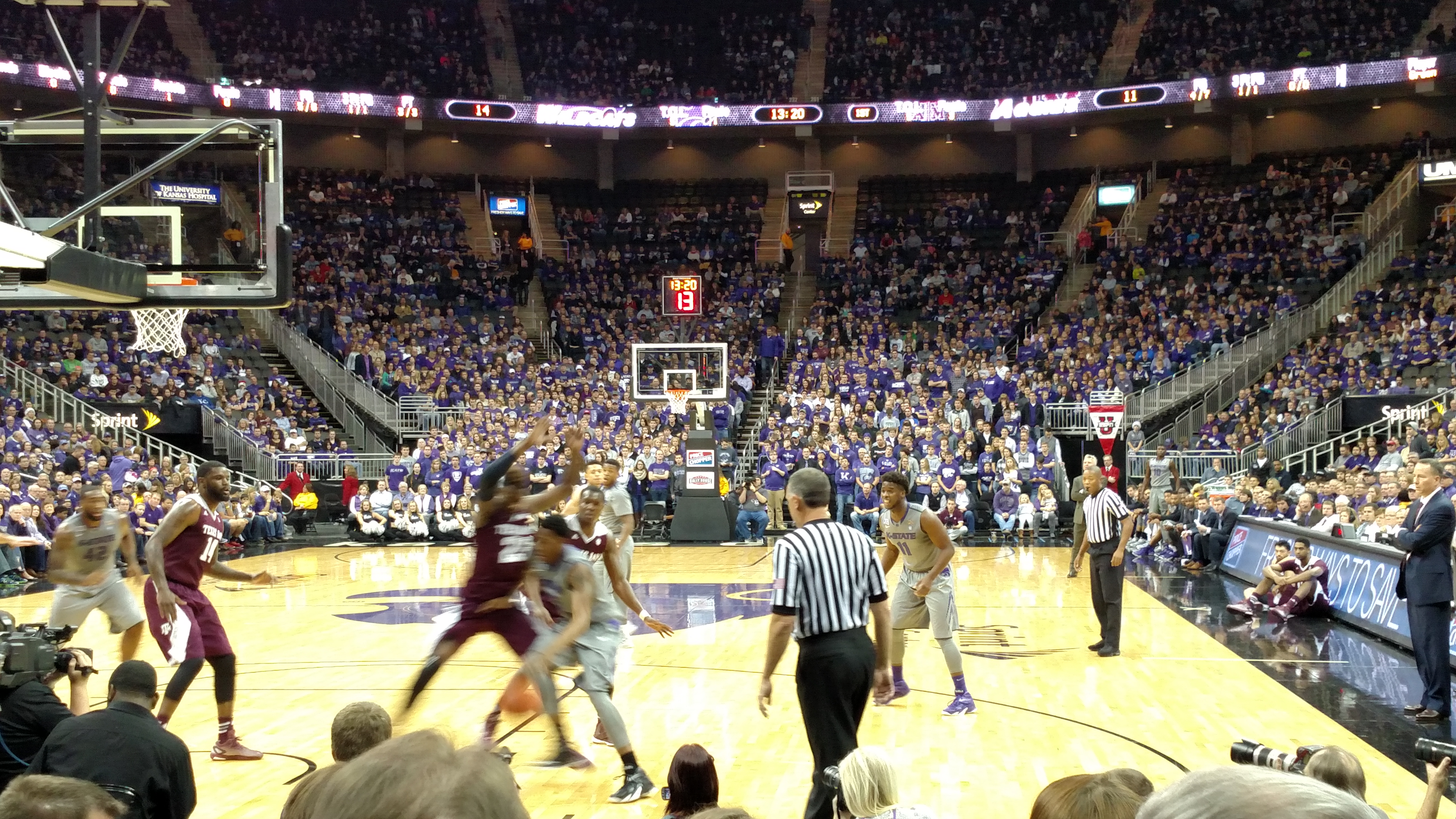K-State holds off late A&M rally for win