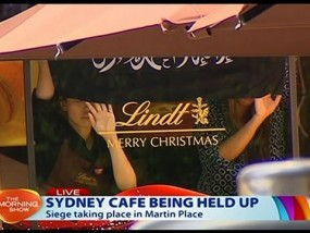 Apparent Hostage Situation Erupts in Sydney