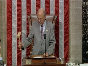 House Approves $1.1T Bill Financing Government