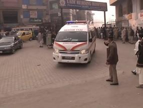 Militants Attack Pakistan School