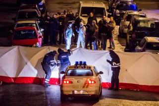 APTOPIX Belgium Anti Terror Raid