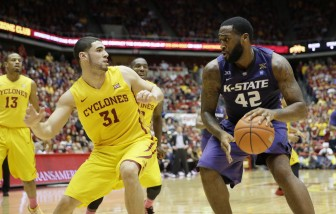 Georges Niang, Thomas Gipson