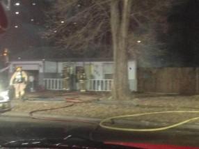 Pott Ave. Fire