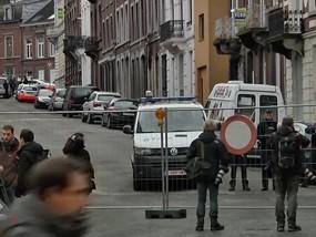 Anti-Terror Raids in Belgium