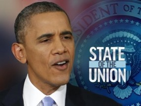 Obama to Strike Bullish, Optimistic Tone in SOTU