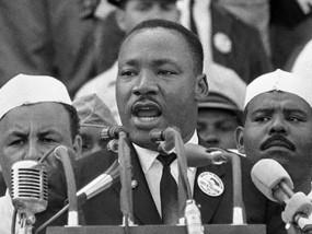 Rep. John Lewis on MLK: 'He Was My Hero'