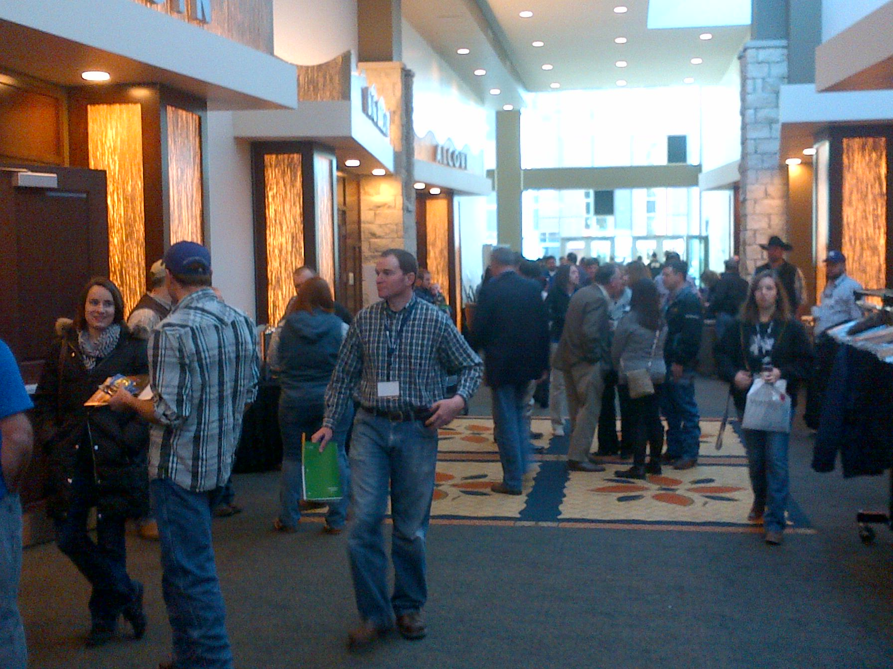 Farmers, Ranchers Gather for Conference