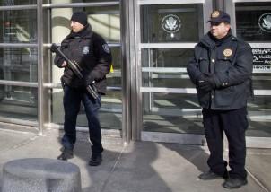 APTOPIX Islamic State Arrest
