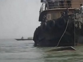 Ferry Capsizes in Bangladesh, Kills at Least 48