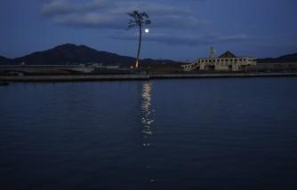 APTOPIX Japan Tsunami Anniversary