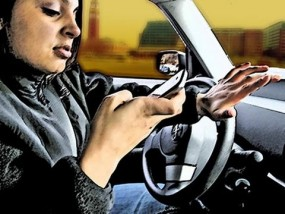 AAA: Distracted Driving a Serious Teen Problem