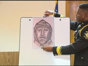 Police Unveil Sketches of Suspects in Gold Heist