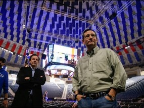 Senator Ted Cruz Running for President