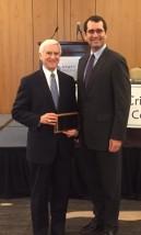 Riley County Judge David Stutzman and Kansas Attorney General Derek Schmidt