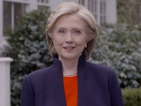Clinton Makes It Official: She's Running in 2016