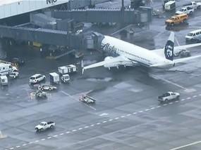 Plane Returns to Seattle, Worker Found Inside