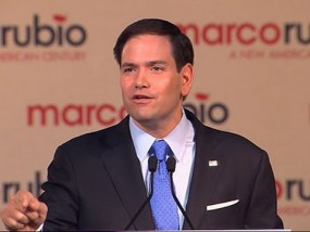 Rubio Announces He Is Running for White House