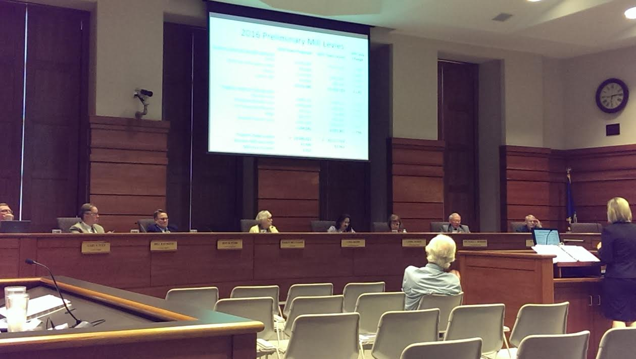 City Takes First Look at 2016 Budget