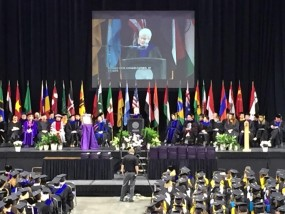 graduation spring 2015