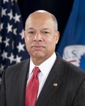 Jeh Johnson, Secretary of the U.S. Department of Homeland Security