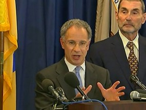 NJ Prosecutor: 3 Former Christie Allies Charged