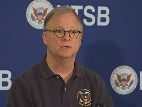 NTSB: Engineer Can't Remember Last 3 Miles