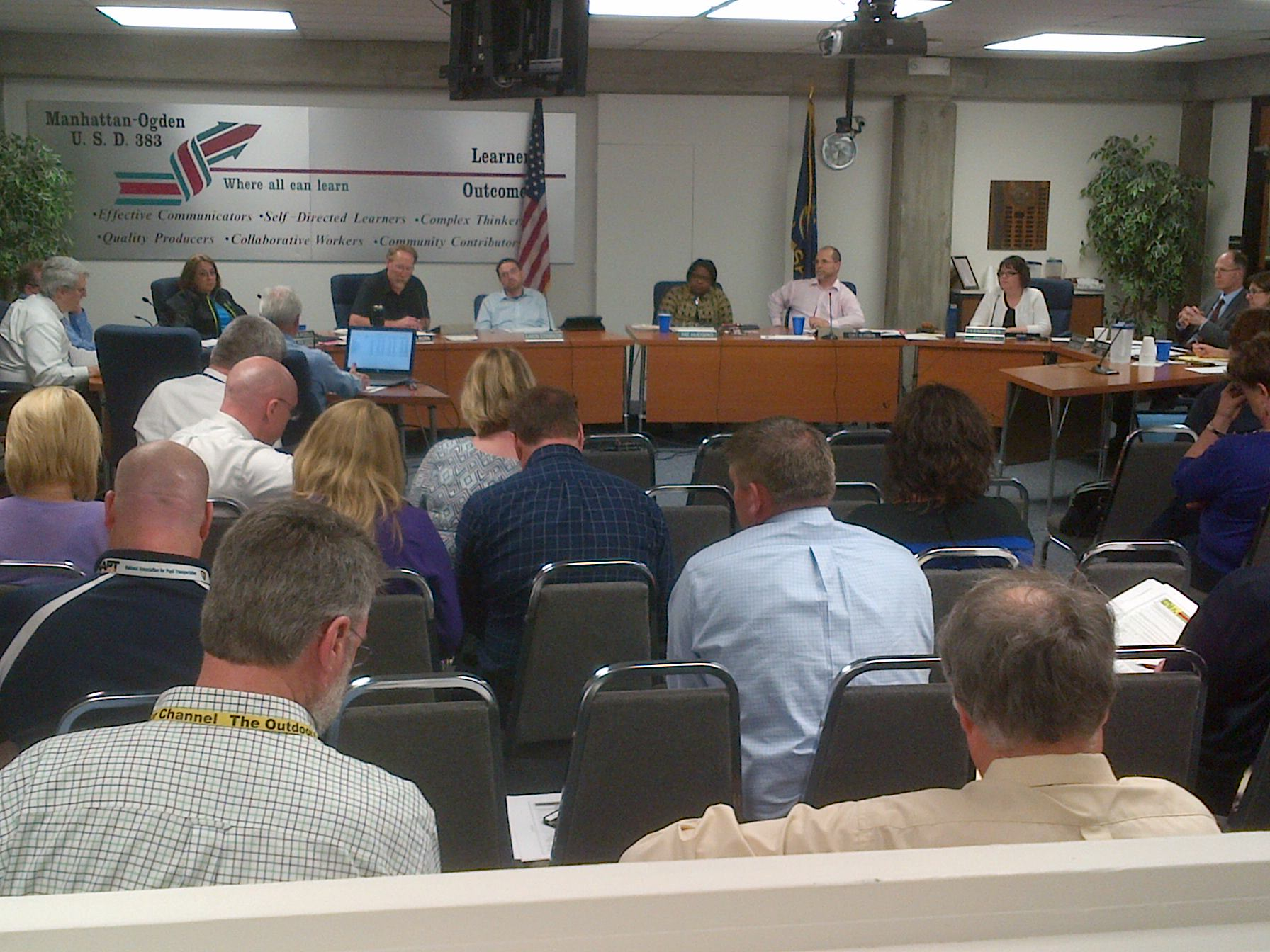USD 383 Budget Committee Recommendations