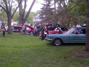 yard art car show 1