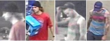 RCPD suspects