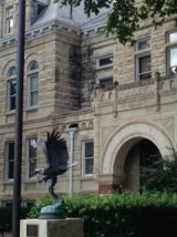 Riley County Courthouse-eagle-6-15